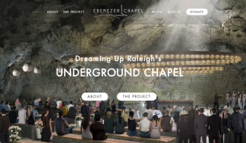 Ebenezer Chapel in the News & Observer