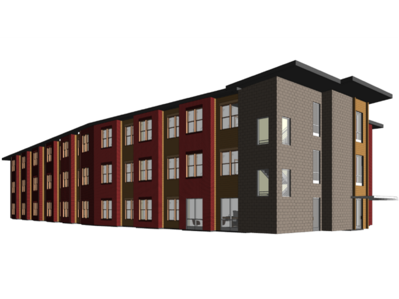 RaefordApartmentsWebImage4OutsideRendering.png #1